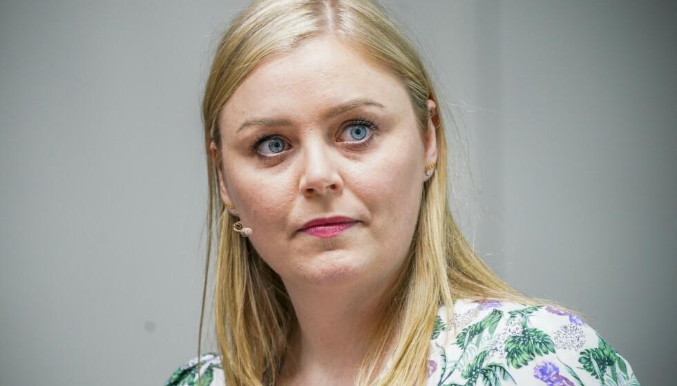 Olje- og energiminister Tina Bru (H) Foto: Torstein Bøe / NTB