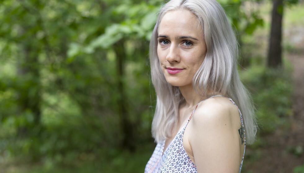 FIKK HJELP: Eli Marie Almeli har lenge slitt med angst og depresjon. Det skyldtes en uoppdaget ADHD-diagnose. I dag har hun funnet forskjellige metoder for å leve med ADHD-diagnosen sin.