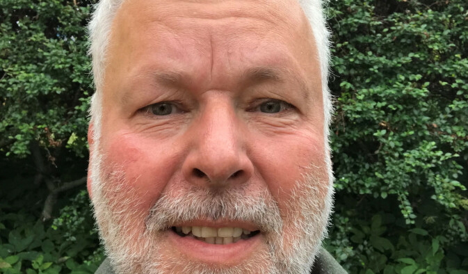 KRITISK: Viggo Jordahl, nestleder i Kristiansund SV. Foto: Privat
