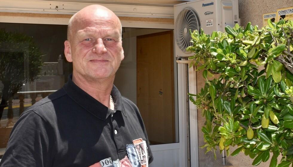 I SPANIA: Terje Aspdahl har bodd i Valencia i 20 år. Siden 2002 har han vært redaktør for Spaniaavisen. Foto: Privat