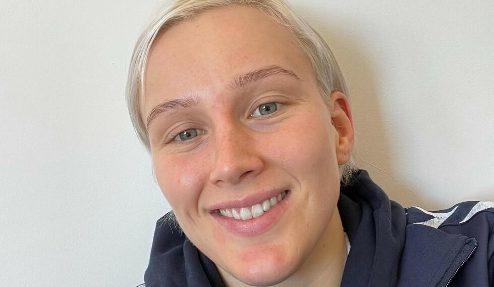 ÅPEN: Iselin Solheim er åpen når hun forteller om diskrimineringen hun har opplevd i idrettsmiljøet. FOTO: Privat
