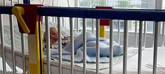 Mystisk barnetrend: 1000 smittet