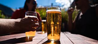 Slår kreftalarm etter alkoholfunn