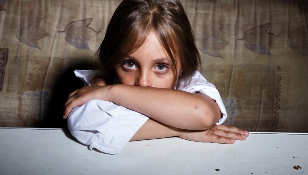 TREDOBLET FATTIGDOM: På 2000-tallet har antall barn som lever i fattigdom nær tredoblet seg. SSB-tall fra 2019 viste at 115 000 barn lever i vedvarende lavinntekt. Hvem foreldrene dine er, betyr stadig mer i Norge, skriver kronikkforfatteren. Foto: Shutterstock / NTB