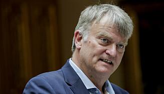 Ove Trellevik. Foto: Vidar Ruud / NTB