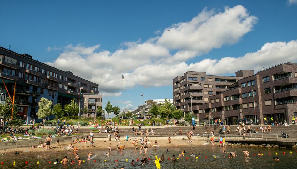 - INNEBÆRER EN RISIKO: 40 prosent av alle drukningsulykker skjer i sommermånedene fra juni til august, i følge Redningsselskapet.Foto: Annika Byrde / NTB