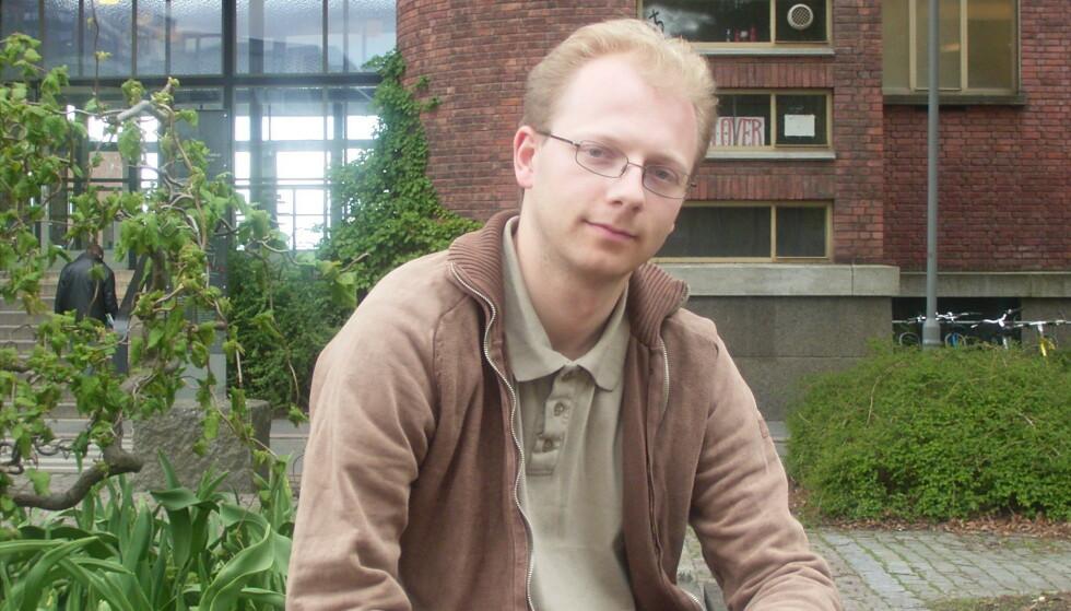 FORSKER: Bjørn Hallvard Samset er forsker ved Cicero. Foto: Arne Foss/Dagbladet
