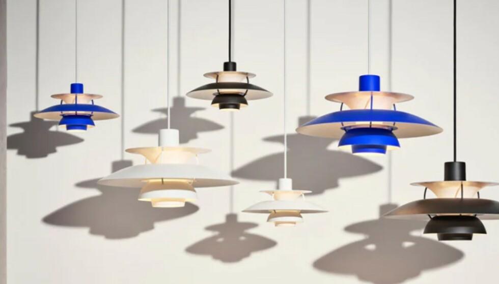 Flere av de populære PH 5 Pendel-lampene fra Louis Poulsen får du billigst hos Rum21 nå.