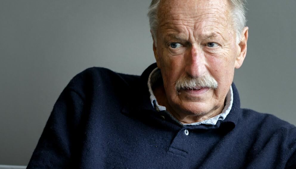 TUNGT: Det har vært et langt og krevende år for Johan Kaggestad. Foto: Gorm Kallestad / NTB