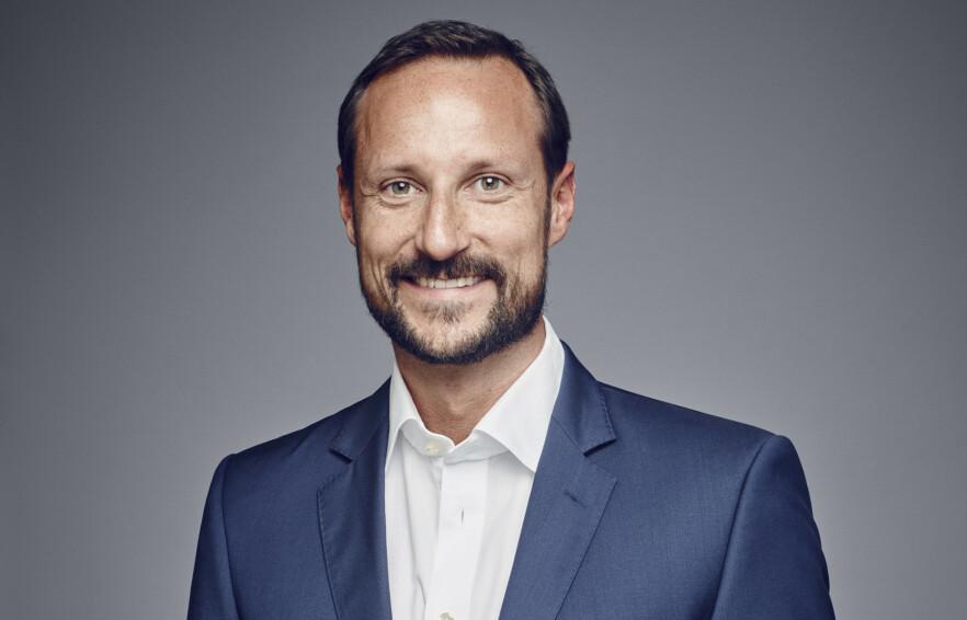 FYLLER ÅR: Kronprins Haakon fyller i dag 48 år. Foto: Jørgen Gomnæs / Det kongelige hoff