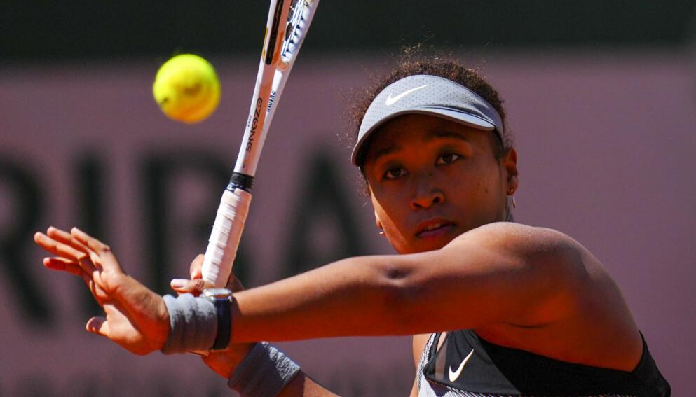 MODELL: Naomi Osaka har ikke bare suksess på tennisbanen. FOTO: Shutterstock