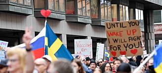 Svenske tall overrasker