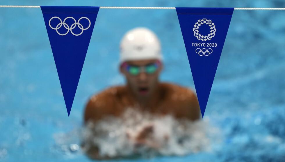 INNSTILT: Hansen, Mortensen og Howardsen var i utgangspunktet innstilte på å delta i OL. Foto: AP/NTB
