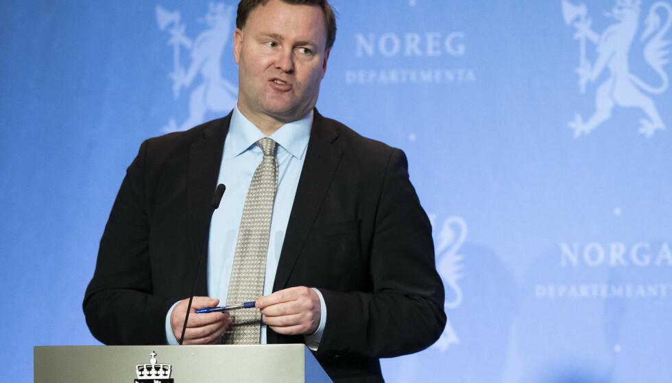 ASSISTERENDE HELSEDIREKTØR: Espen Rostrup Nakstad er ikke overrasket over at deltavarianten dominerer i Norge. Foto: Berit Roald / NTB