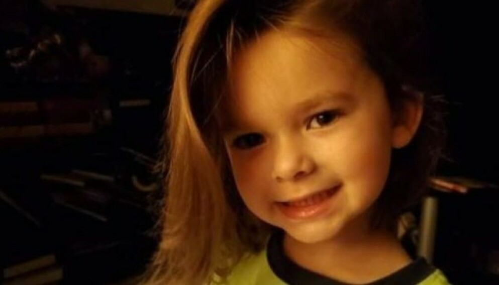 SMITTET: Fem år gamle Wyatt Gibson døde etter at han ble smittet at coronaviruset. Foto: GoFundMe / Privat