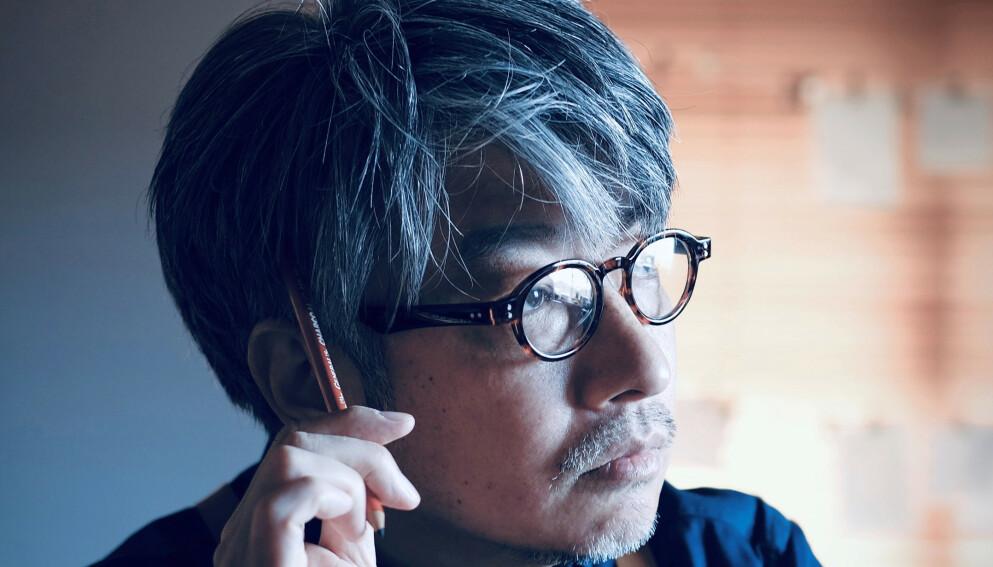 SPARKET: Kentaro Kobayashi har mistet jobben etter en holocaust-vits. FOTO: AP