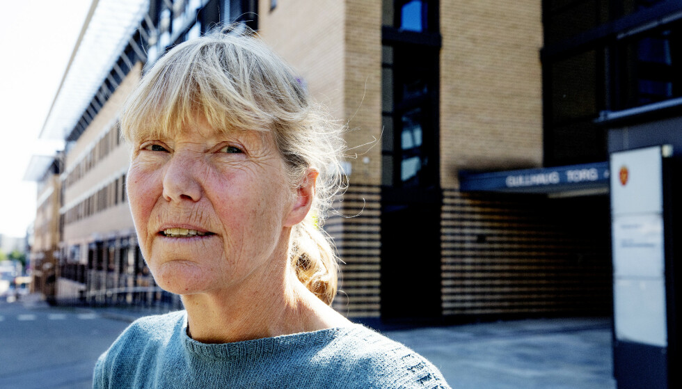 NYE LOKALER: Store deler av 22. juli 2021 har Nærsnes tilbrakt i de nye lokalene til Justis- og beredskapsdepartementet i Nydalen. Foto: Kristin Svorte / Dagbladet