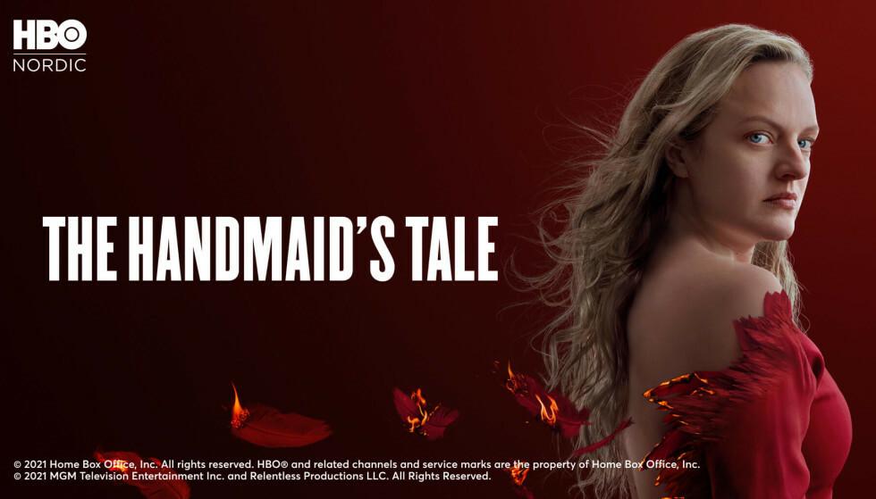 The Handmaid's Tale er en av de mest populære sreiene hos HBO Nordic i sommer.