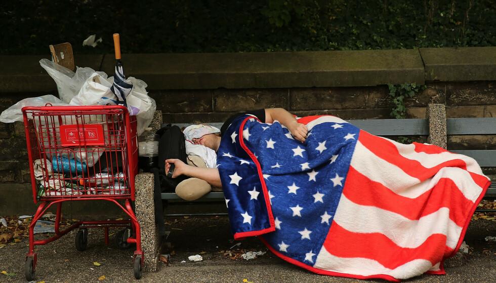 Foto: Spencer Platt / Getty Images / AFP / NTB