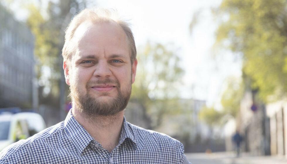 HARDT UT: Rødt-politiker Mímir Kristjánsson får hard kritikk av Sandnes' varaordfører Pål Morten Borgli (Frp). Foto: Berit Roald / NTB