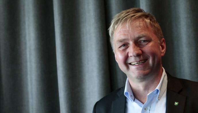 VARA: Sandnes' varaordfører Pål Morten Borgli. Foto: Lise Åserud / NTB