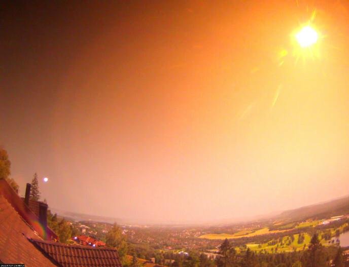 Foto: Norsk meteornettverk