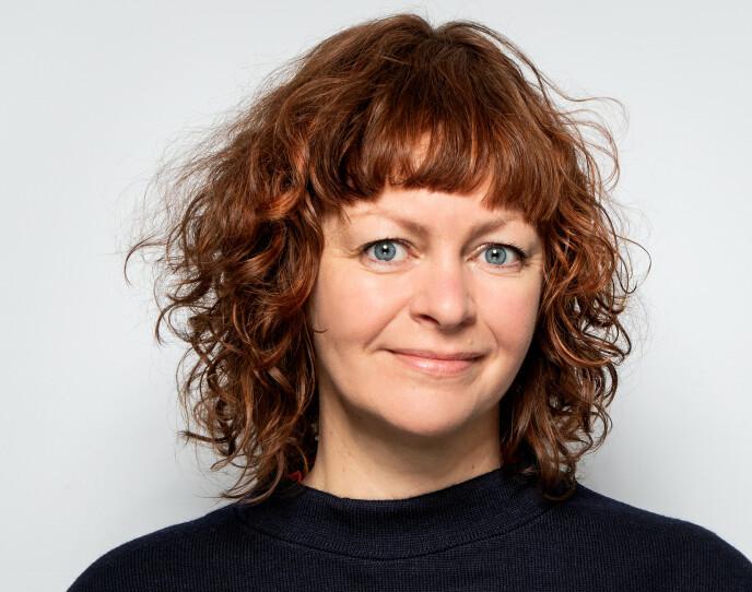 - VIS HENSYN: Tanja Krangnes i Redningsselskapet oppfordrer alle som er på sjøen til å vise hensyn. Foto: Redningsselskapet