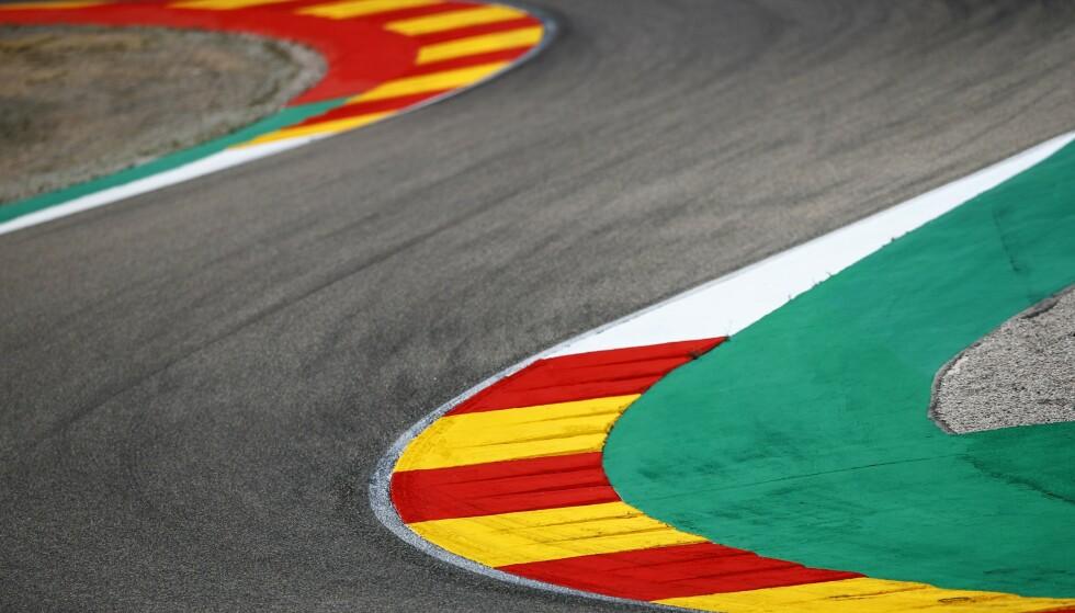 TRAGISK: Løpet på Motorland Aragon endte på tragisk vis for Hugo Millan. Foto: Xavi Bonilla/Shutterstock