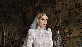 Dianas niese giftet seg med 32 år eldre milliardær