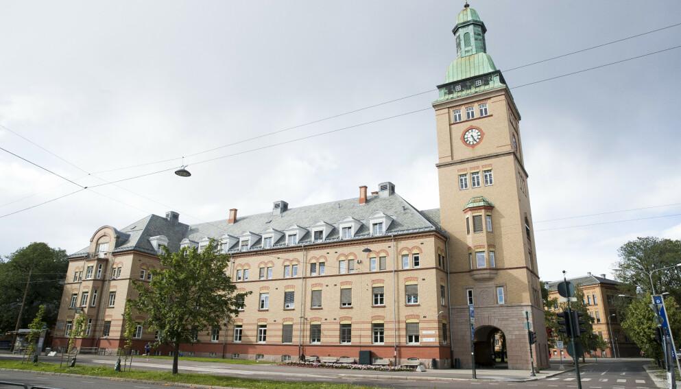 SLUTTER: Intensivsykepleiere slutter fordi de er utslitte, sier Dag Jacobsen ved Ullevål sykehus. Foto: Terje Pedersen / NTB