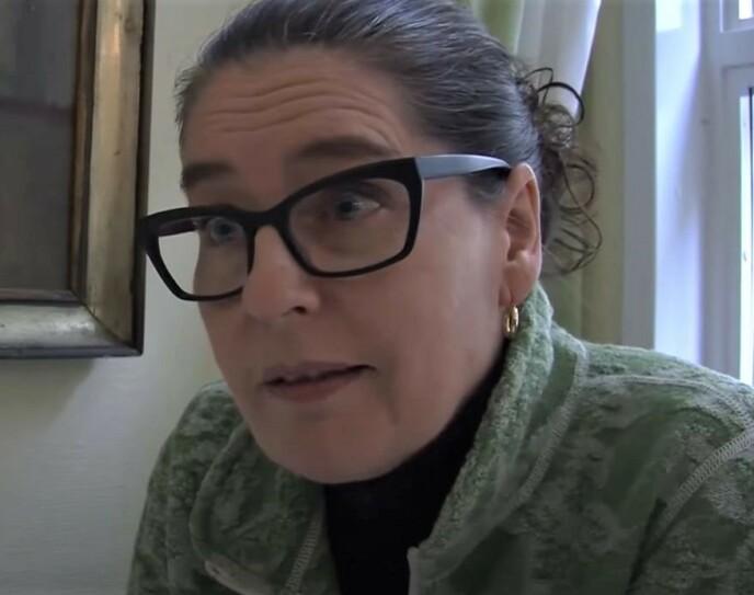 I DAG: Det har gått 50 år siden innspillingem, og i dag er Lena Wisborg 55 år gammel. Foto: Skjermdump / «Alle vi barn från filmerna»