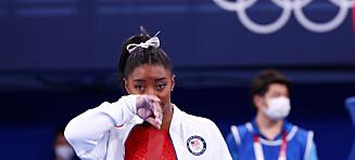 Sjokkexit for OL-stjerna