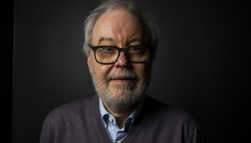 I FARE: Filmprodusent John M. Jacobsen sier til Dagbladet at serien «Skogsmatrosen» ennå ikke har begynt produksjonen. Foto: Håkon Mosvold Larsen / NTB