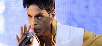 Sjokkalbum fra Prince: -Forbløffende