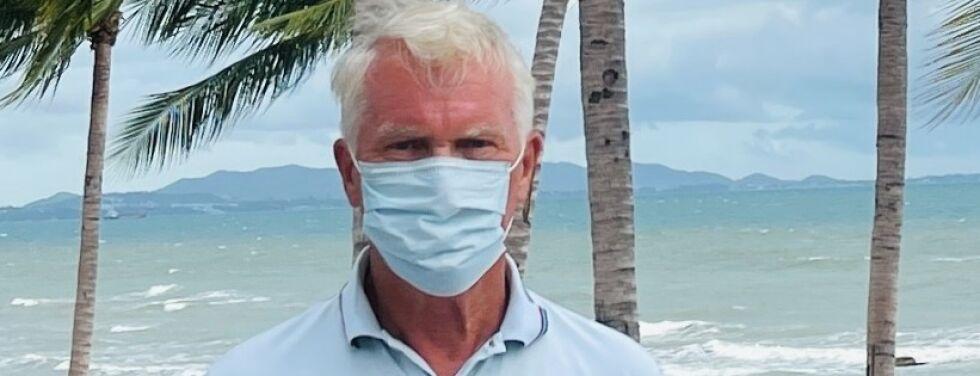 Knut (77) i smittekaos: Må til Norge