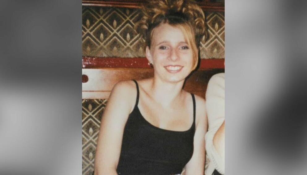 DREPT: Victoria Hall forsvant etter en kveld på byen i 1999. Hun ble funnet død fem dager senere i en veikant. Foto: Suffolk politiet