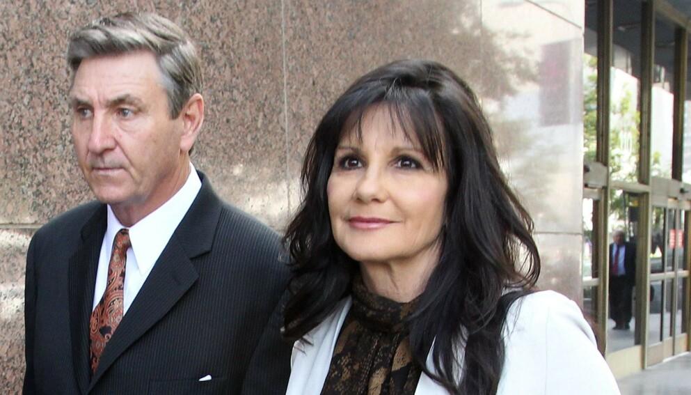 RASER: Lynne Spears raser mot sin tidligere ektemann Jamie Spears i nye rettspapirer. Her er paret avbildet i 2012. Foto: Shutterstock/NTB