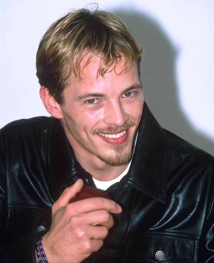 DØD: Dieter Brummer, her fra 2001, gikk bort nylig. Foto: Nils Jorgensen/REX/NTB