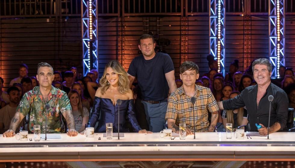 SLUTT: Etter 17 år er det foreløpig satt en slutt for «X-Factor» i Storbritannia. Foto NTB