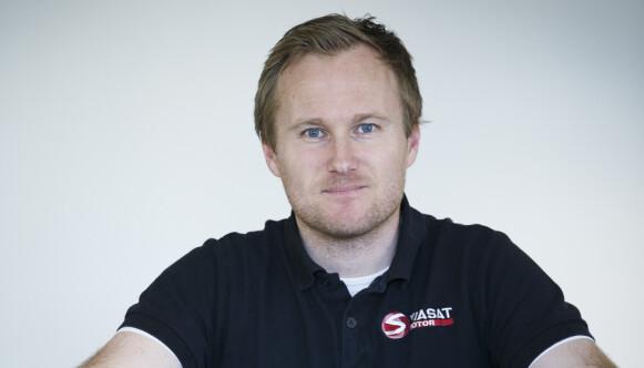 KOMMENTATOR: Atle Gulbrandsen har kommentert Formel 1 siden 1997. Foto: Heiko Junge / NTB