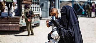 Hent dem hjem fra Syria