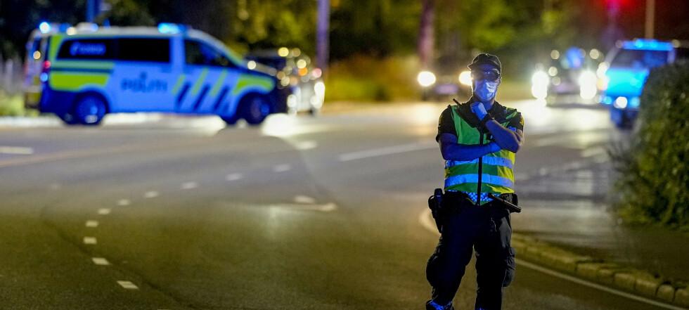 Knivstikking i Oslo - person alvorlig skadd