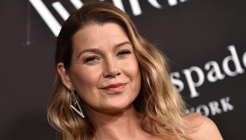 SLUTTER: Ellen Pompeo avslører at hun trolig slutter som skuespiller etter at hun er ferdig i rollen som Meredith Grey. Foto: AFF-USA / Shutterstock / NTB