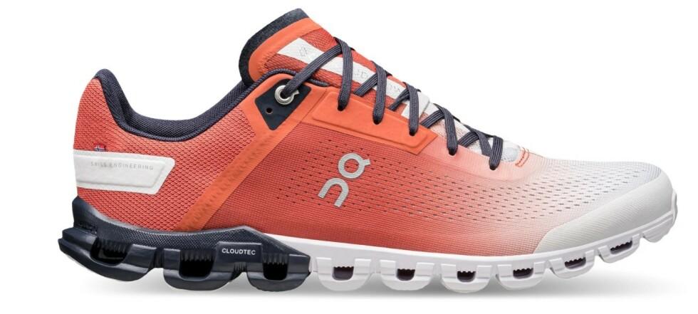 Her er den norske OL-skoen