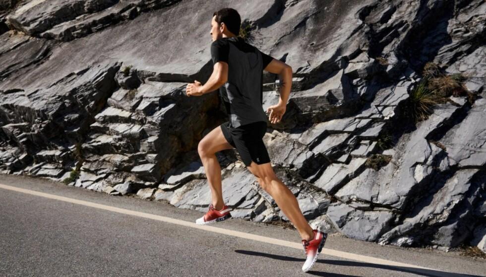 Oncloud 3 Team Norway er en lett løpesko som kan brukes både til intervaller og maratonløp.