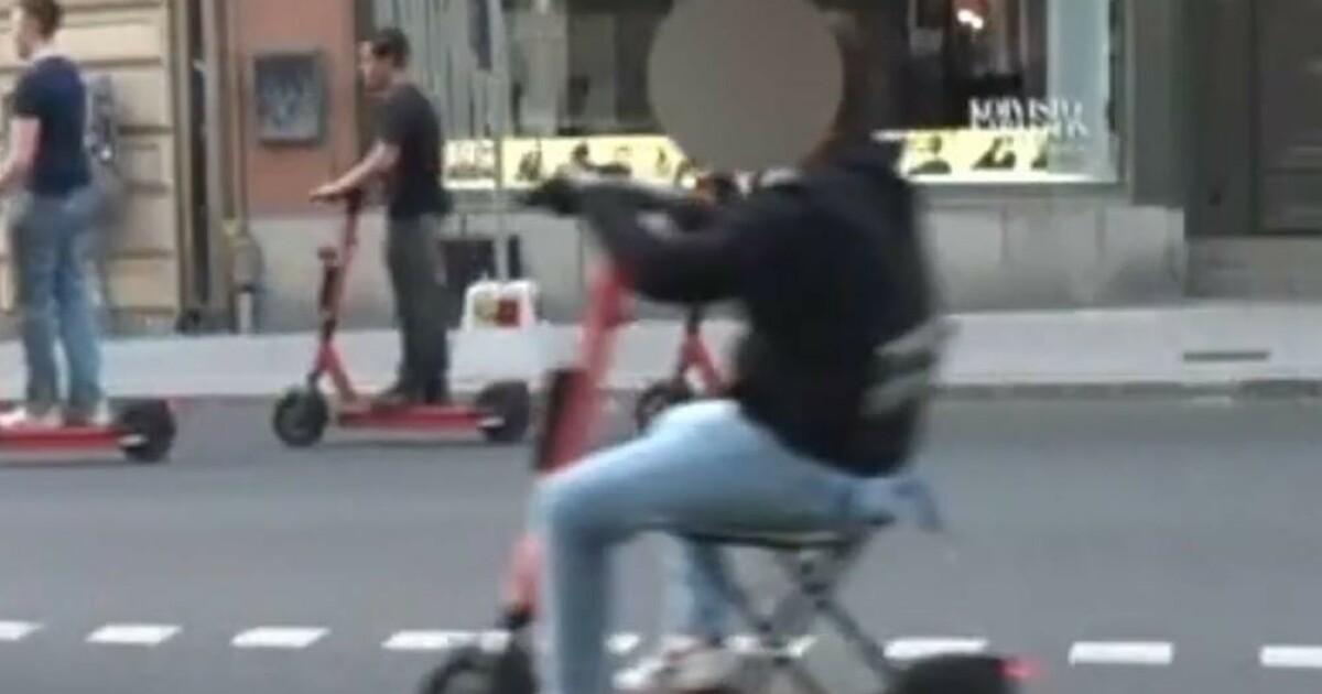 Advarer mot elsparkesykkel-trend