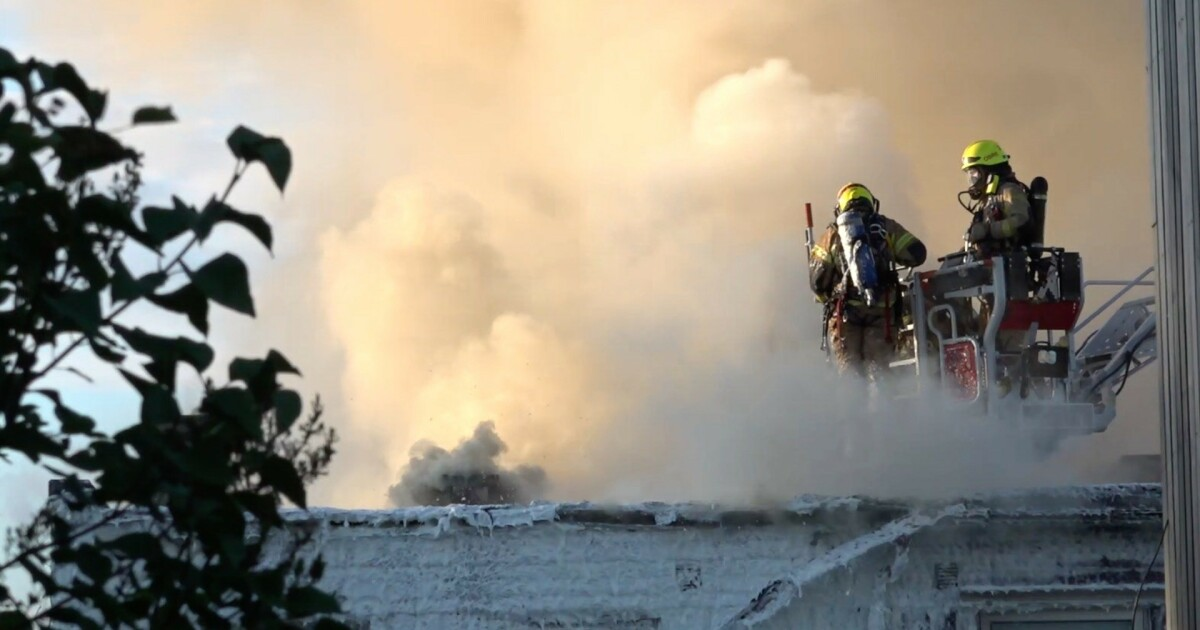 Brann på Romerike: En bekreftet omkommet