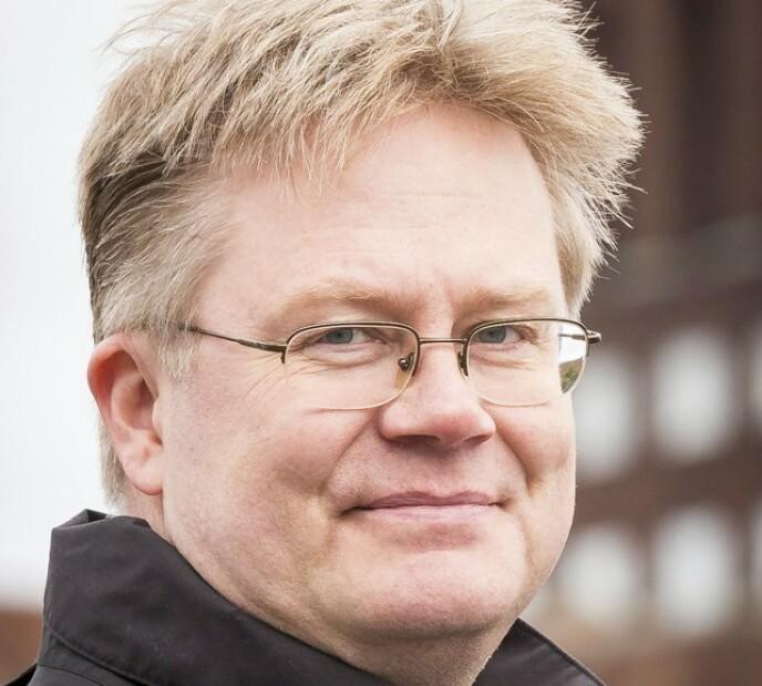 - KAN IKKE UTELUKKES: Et Trump-comeback er ikke umulig, mener USA-ekspert Jan Arild Snoen - hvis Trump selv vil. Foto: Tore Sætre