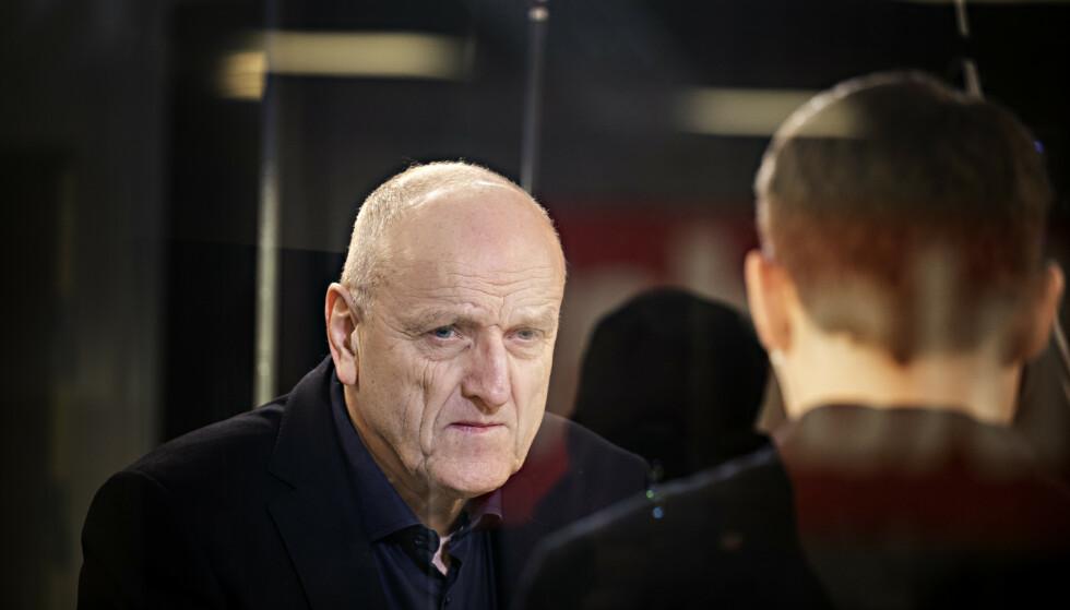SPORTSKOMMENTATOR: Esten O. Sæther er sportskommentator i Dagbladet og reagerer på Blummenfelts privatlag. Foto: Frank Karlsen / Dagbladet