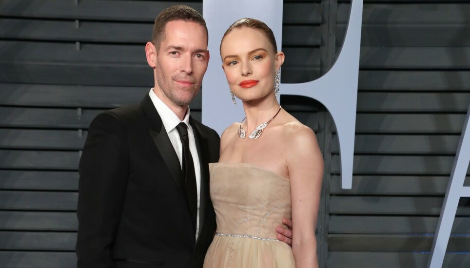 SKILLES: Kate Bosworth og ektemannen skiller lag etter åtte år som ektefeller. Foto: Matt Baron/REX/NTB
